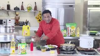 Rice Cooker Biryani - Vegetable Biryani For Easy Cooking - as shown on live show