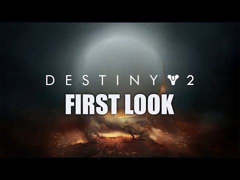 Destiny 2 | First Look, First Impressions & Review | PS4 Gameplay
