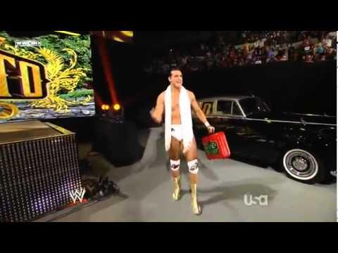 """Raw Entrances: """"Alberto Del Rio"""""""