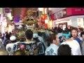 Japan festival 武蔵小山 西小山 両社祭 の動画、YouTube動画。