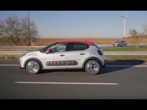 Paris-Espagne en Citroën C3 BlueHDi 100 ch avec un plein de diesel