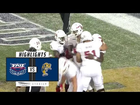 FAU Vs. FIU Football Highlights (2018) | Stadium