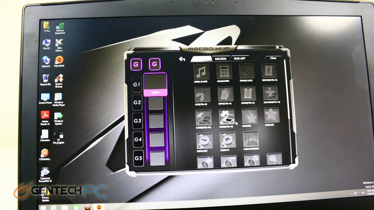 Aorus X7 Pro owner's lounge*** | Page 41 | NotebookReview