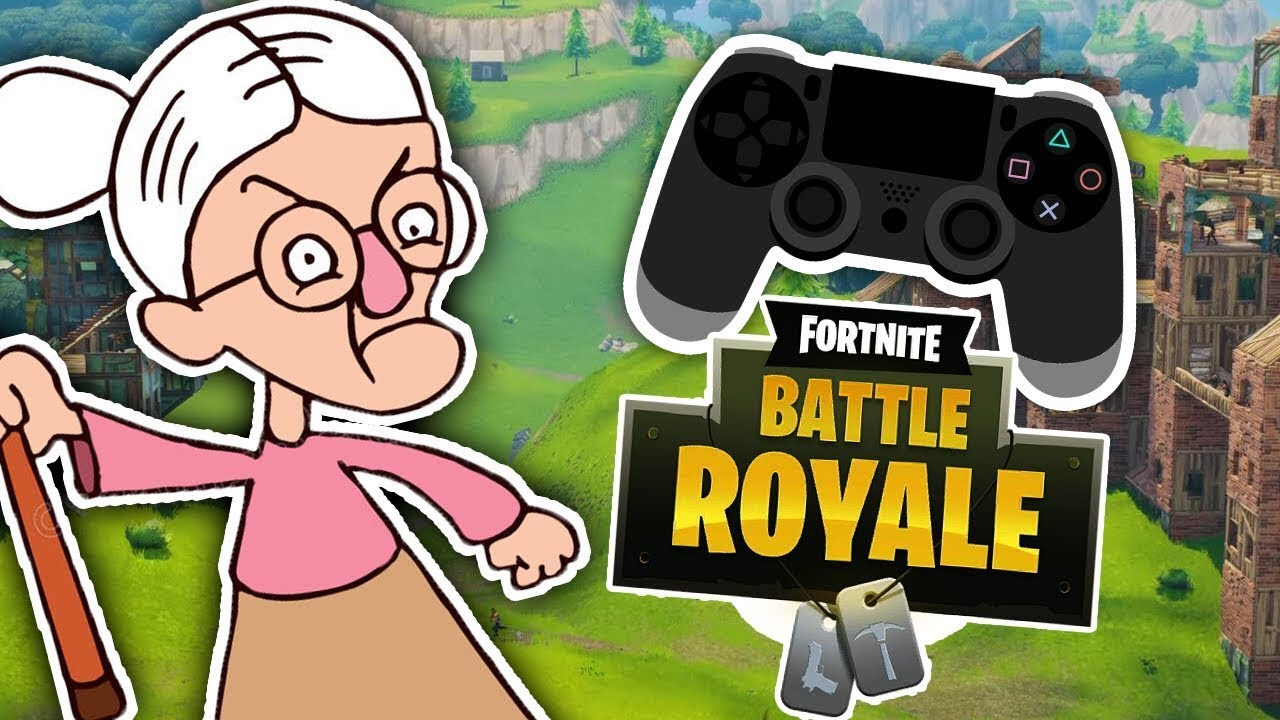 46 Year Old Lesbian Grandma Fortnite Funny Moments