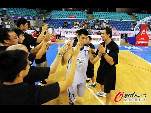 When Jeremy Lin Played in China | Dongguan Leopards | ABA Club Championships Sept. 27-30, 2011