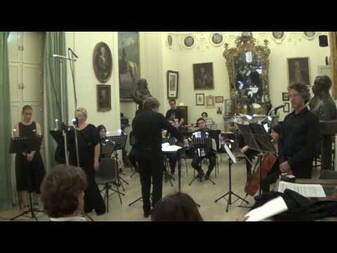 Che grande guerra - Oratorio per Soprano, Mezzosoprano, Voce recitante e Ensemble