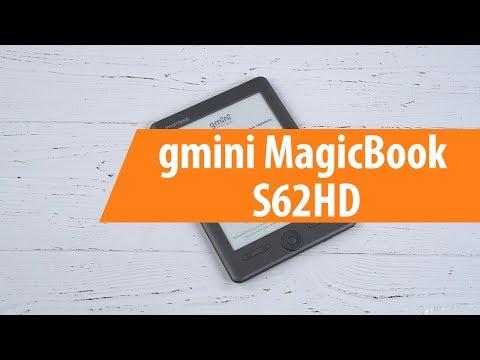 Распаковка gmini MagicBook S62HD / Unboxing gmini MagicBook S62HD