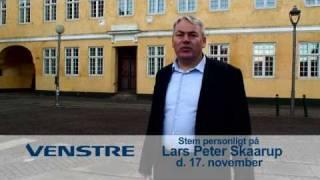Lars Peter Skaarup (Venstre) valgvideo 2009