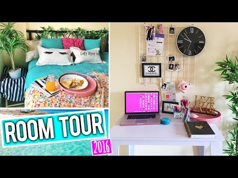 ROOM TOUR 2016 | Larissa D'Sa
