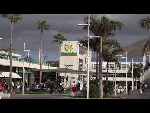 (4k) Centro Comercial Parque Santiago 6