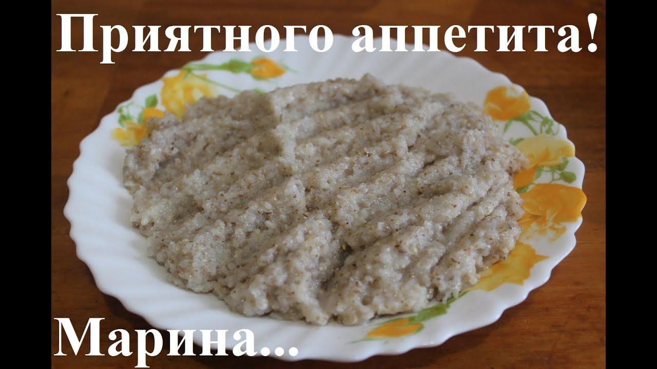 рецепт ячневая каша рецепт приготовления