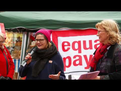 Equal Pay Day 2017 in Basel