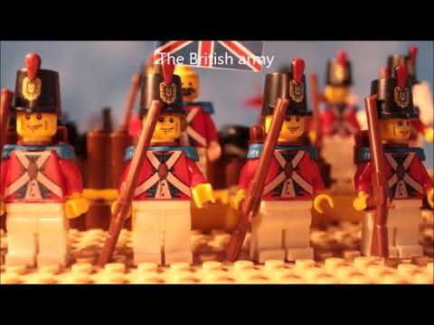 Lego Battle of Waterloo
