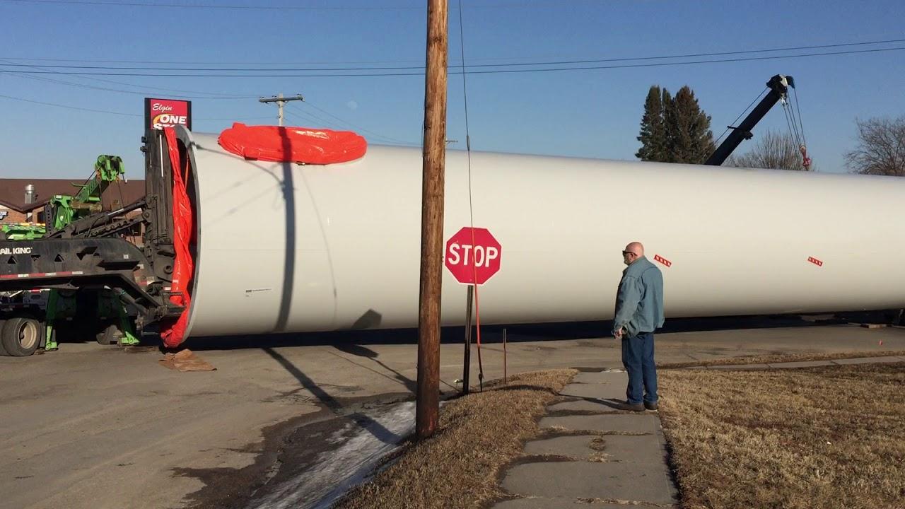 Wind Turbine Accident Pt  2 | Multimedia | nelighnews com