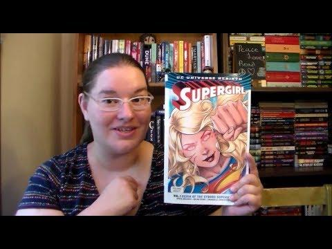 Supergirl: Reign Of The Cyborg Supermen (2016) ~comics review