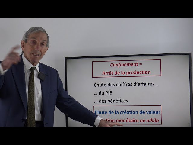 Jean-Pierre Chevallier -Du coronavirus au tsunami bancaire