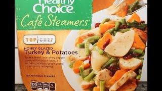 Healthy Choice Café Steamers Honey Glazed Turkey & Potatoes Review