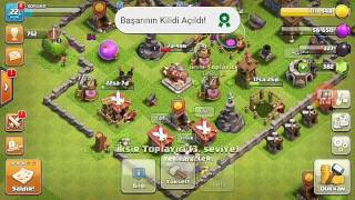 CLASH OF CLANS 2.KÖYÜM