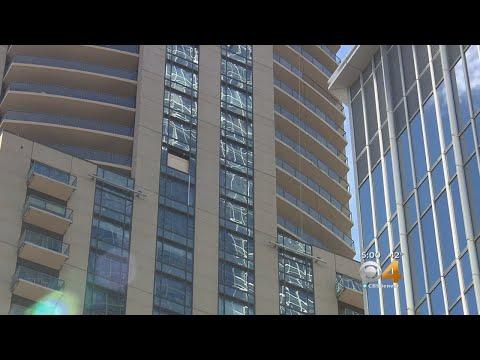 Scaffolding Breaks On 24th Floor, Smashes Into Denver Four Seasons Hotel Window