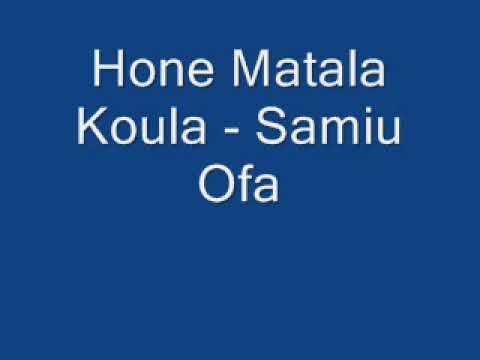 Hone Matala Koula-Samiu Ofa