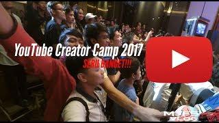 Youtube Creator camp 2017