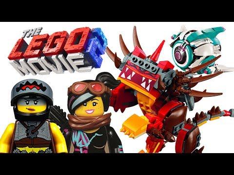 the big lego movie lego set