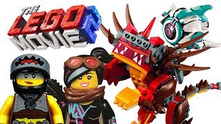 The LEGO Movie 2 sets pictures - An unsurprisingly good bunch!