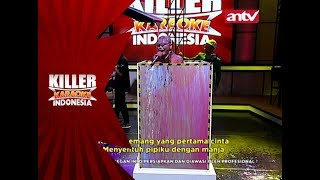Irma menangis ketakutan di tantangan Bocor! – Killer Karaoke Indonesia