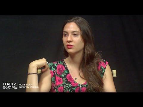 Student Interview - Abby Diamond, (BS) Music Industry Studies