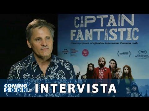 Captain Fantastic: Intervista esclusiva di Coming Soon a Viggo Mortensen | HD