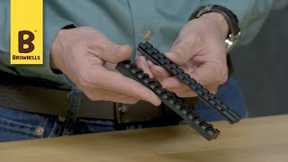 Quick Tip: Picatinny vs Weaver Rail - What's the Diff?