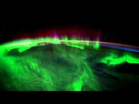 What It's Like to See the Aurora From Space