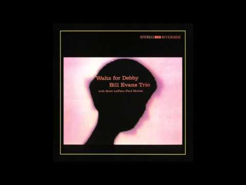 Bill Evans - Waltz for Debby (1961 Album)
