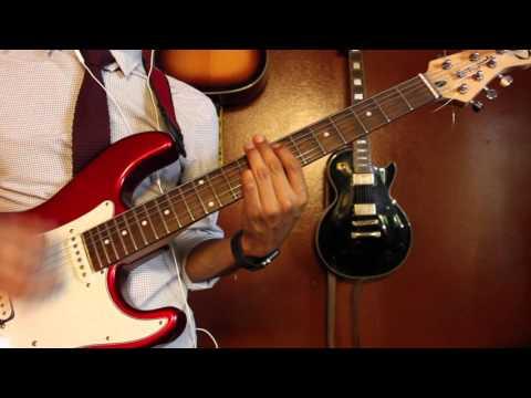 The Strokes - Rhythm Song (Albert Hammond Jr./Rythm Guitar) 100%accurate Cover