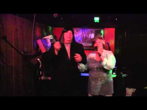 Lee and Hal - Pour House - Karaoke - June 9, 2012