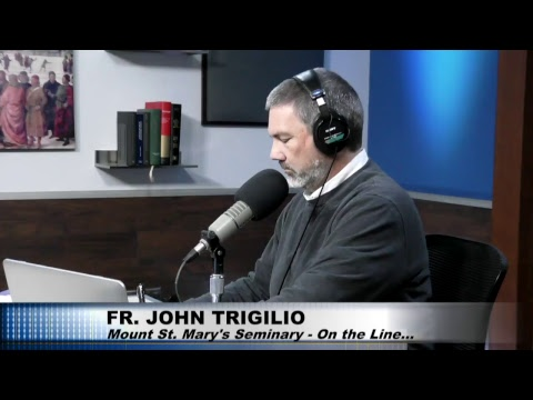 Jimmy Akin & Fr. John Trigilio: Open Forum - Catholic Answers Live - 02/15/18