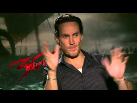 Callan Mulvey & Jack O'Connell Talk 300 Rise Of An Empire Work Out Routines