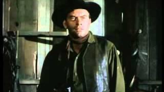 Burt Lancaster pelea en El Valle de la Venganza (Vengeance Valley, 1951: Cinetel)