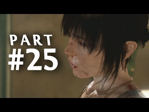 Beyond Two Souls Gameplay Walkthrough Part 25 - Secret Base