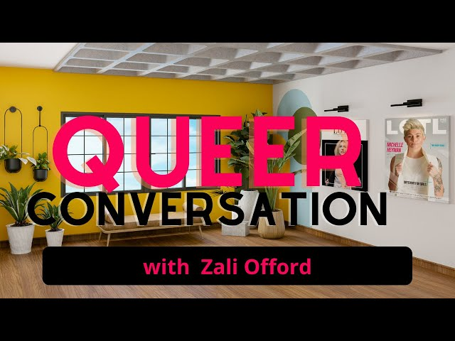 In Conversation with Zali Offord