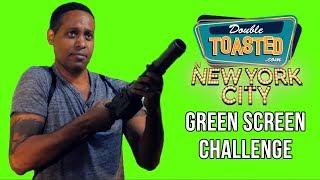 NEW YORK GREEN SCREEN CHALLENGE