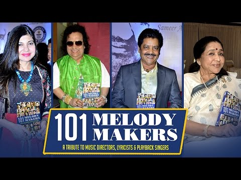 101 MELODY MAKERS 3 DVD Pack - Evergreen Old Hindi Songs