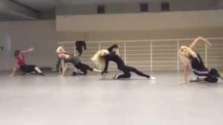 Нежный танец