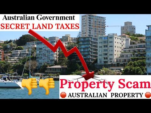 Australian Property Scam - Housing Crash