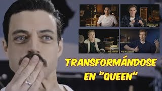"Transformándose en ""Queen"", Mini Tráiler Bohemian Rhapsody, Soundtrack"