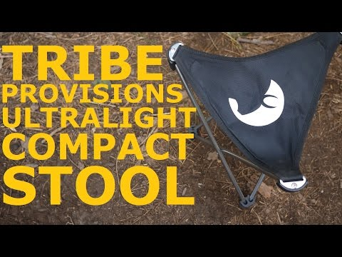 Tribe Provisions Ultra light Compact Portable Adventure Field Stool
