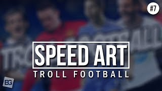 Troll Football Official Cover Photo - Speed Art #7