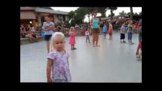 Miniclub babydance camping Mareblu, Toscana