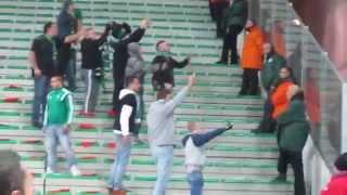 Saint Etienne vs Lyon 30-11-14