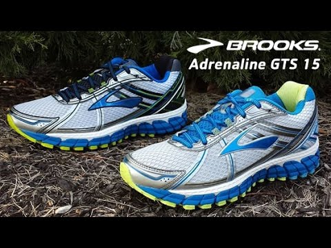 9d9e30110d8 Running Shoe Overview  Brooks Adrenaline GTS 15 - YouTube